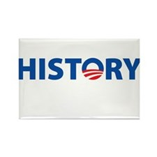 HISTORY Rectangle Magnet