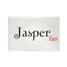 Twilight Jasper Fan Rectangle Magnet