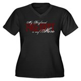 My Boyfriend is My Hero - Fire Dept Women's Plus S