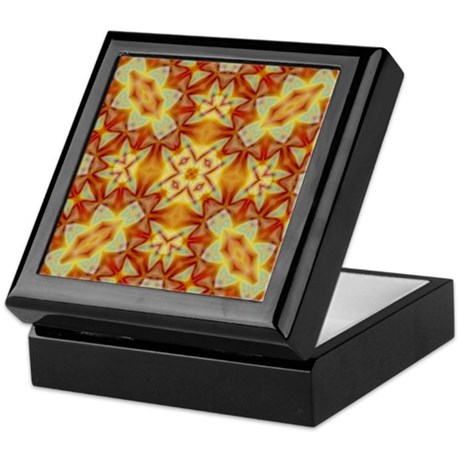 Emperor's Kaleidoscope II Keepsake Box