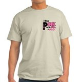 I Wear Pink For My Wife 19 T-Shirt