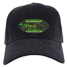 "Black ""Radar Junkie"" Cap"
