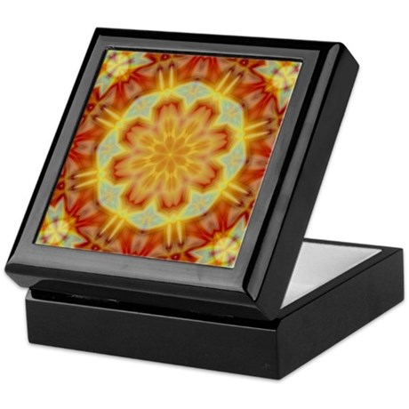Emperor's Kaleidoscope III Keepsake Box