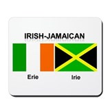 Unique Jamaica Mousepad