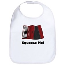 Accordion Squeeze Box Bib