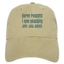 Teacher Humor Gift Baseball Cap