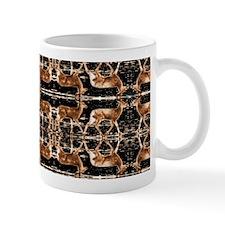 Deer Pattern Mug