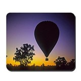 EArly Morning Balloon ride Australia Mousepad