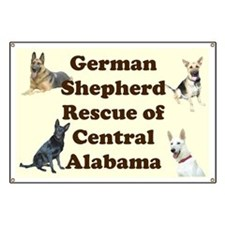 Cute Rescue pet Banner