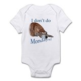 Greyhound Monday Infant Bodysuit