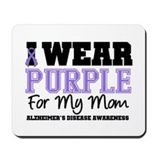 Alzheimer's Mom Mousepad