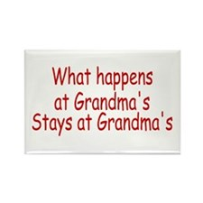What Happens At Grandma's Stays At Grandma's Recta