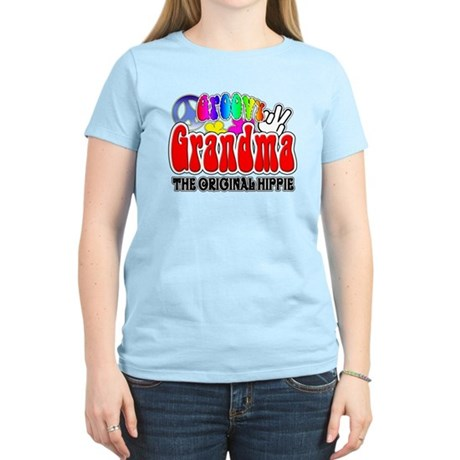 Groovy Grandma Women's Light T-Shirt