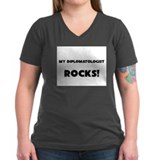 MY Diplomatologist ROCKS! Shirt