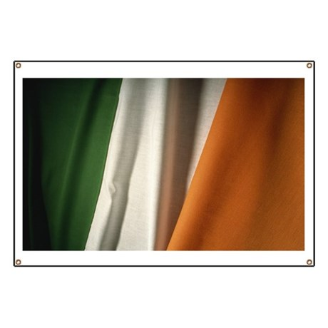 Irish Flag Banner