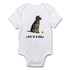 German Shepherd Life Onesie