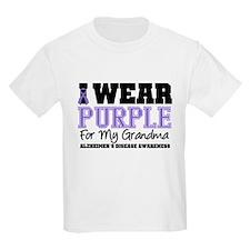 Alzheimer's Grandma T-Shirt