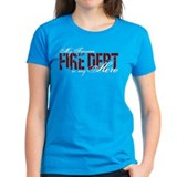 My Fiancee My Hero - Fire Dept Tee