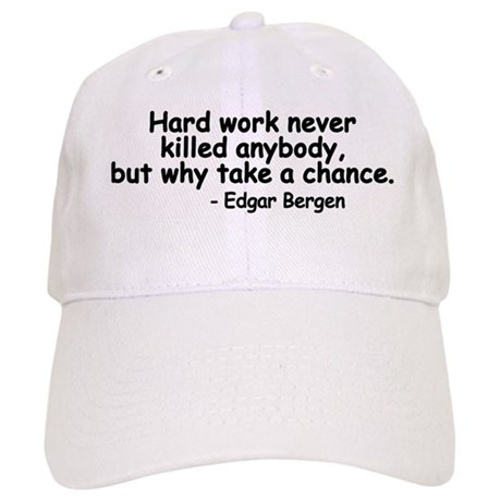 Hard Work Cap