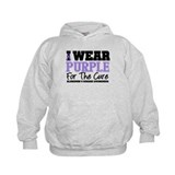 Alzheimer's For The Cure Hoodie