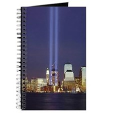 WTC Memorial Lights Journal
