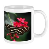 Zebra Longwing Small Mug