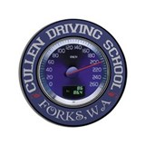 Cullen Driving School 3.5&amp;quot; Button