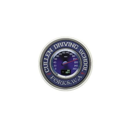 Cullen Driving School Mini Button