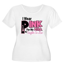 I Wear Pink For My Daughter-In-Law 19 T-Shirt