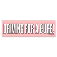 Driving for a Cure Bumper Sticker (50 pk)