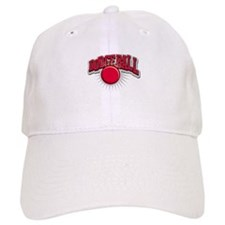 Dodge Ball Logo Baseball Cap