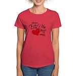 Please Bite Me Edward Women's Dark T-Shirt