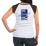 RPCVLA Women's Cap Sleeve T-Shirt