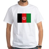 Afghanistan Flag Shirt