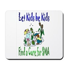 Let Kids be Kids Mousepad