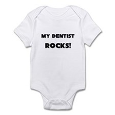MY Dentist ROCKS! Infant Bodysuit