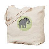 Elephant Tote Bag