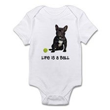 French Bulldog Life Infant Bodysuit