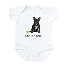 French Bulldog Life Infant Bodysuit