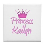 Princess Kailyn Tile Coaster