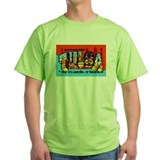 Tulsa Oklahoma Greetings (Front) T-Shirt
