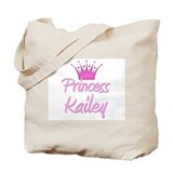 Princess Kailey Tote Bag