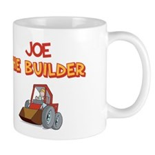 Joe the Builder Mug