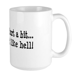 Nurse, Physical Therapist Large Mug