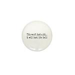 Nurse, Physical Therapist Mini Button (100 pack)