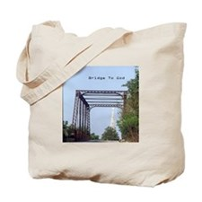 Batesville Iron Bridge Tote Bag