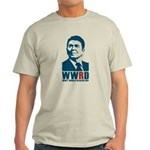 WWRD? Ronald Reagan Light T-Shirt