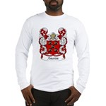 Amorim Family Crest Long Sleeve T-Shirt