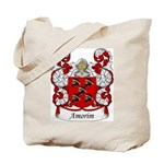 Amorim Family Crest Tote Bag