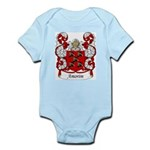 Amorim Family Crest Infant Creeper